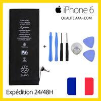 BATTERIE  ORIGINAL AAA INTERNE POUR IPHONE 6 NEUVE + OUTILS + PENTALOBE