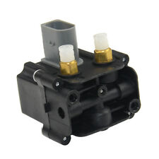 Air Suspension Solenoid Valve Block For BMW F07 F11 F01 F02 740i 750i 760Li New