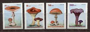 MOZAMBIQUE 1986, MUSHROOMS, Scott 986-986, MNH