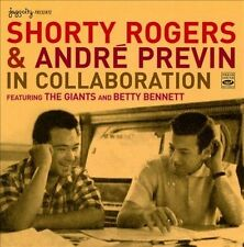 Shorty Rogers &  André Previn - In Collaboration / Fresh Sound CD New