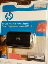 HP USB Network Print Adapter Q6275 -00031 NEW IN PACKAGE (A2)