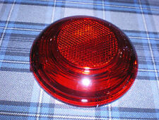BMW Isetta rear red tail light lens U.S. Export model