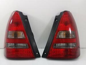 JDM Subaru FORESTER SG5 SG9 WRx STi Rear Tail Lamps Lights OEM 1Pairs 2002-2005
