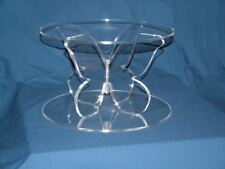Butterfly Acrylic Cake Stand