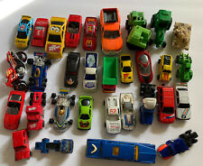 Vintage Lot Of Toy Cars/Trucks Metal Plastic Collectibles