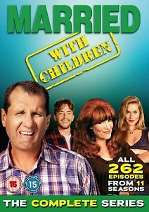MARRIED WITH CHILDREN- COMPETE SERIES