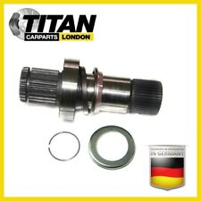 VW T5 TRANSPORTER MULTIVAN 2.5 TDi CONNECTING GEARBOX SHAFT DRIVESHAFT STUB AXLE