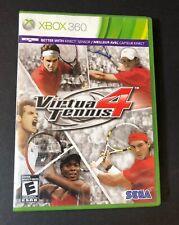 Virtua Tennis 4 (XBOX 360) USED