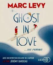 MARC LEVY***GHOST IN LOVE**NEUF SOUS FILM*2019**1 CD MP3*6H30 + ENTRETIEN AUTEUR