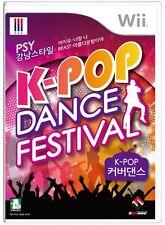[NEW]K-pop Dance Festival : Nintendo Wii Korea Psy KARA BIGBANG 2NE1 BEAST stars