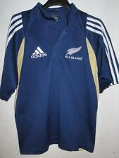Maillot rugby NEW ZEALAND ALL BLACKS shirt Adidas S