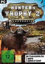 Hunter's trophy 2-Australia (PC, 2013, DVD-Box) - entretenu -