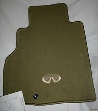 2006 TO 2010 Infiniti M35/M45 Factory OEM Replacement Carpet Floor Mats - WHEAT