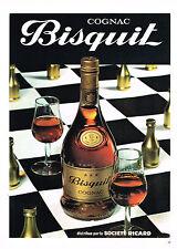 PUBLICITE  1978   BISQUIT   cognac