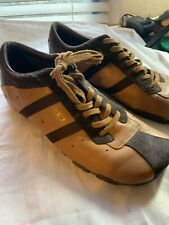 Diesel Leather & Suede Mens Shoes 11