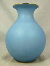Beautiful / Schöne 70´s design Fürstenberg Porzellan porcelain vase matte Glasur
