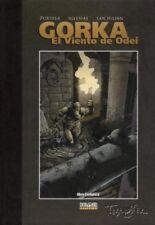 GORKA. EL VIENTO DE ODEI (Carlos Portela / Sergio San Julián)
