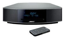 Bose Wave Radio IV Audio Shelf System - Platinum Silver