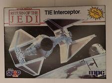 Star Wars Return Of The Jedi 1:100 TIE Interceptor MPC SNAP