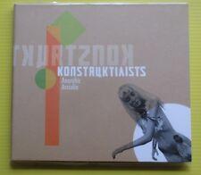 Konstruktivists – anarchic Arcadia CD, LIM. 300, industrial