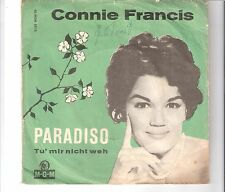 CONNIE FRANCIS - Paradiso         ***DK - Press***