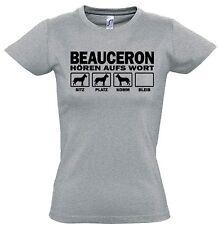 WOMAN T-Shirt BEAUCERON HÖREN AUFS WORT by Siviwonder