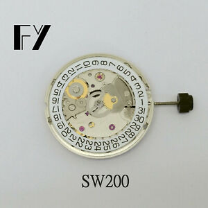 Genuine Sellita SWISS MADE SW200-1 with parts compatible ETA 2824