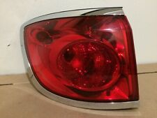 2008 2009 2010 2011 2012 Buick Enclave Driver Left Side Tail Light OEM Shiny