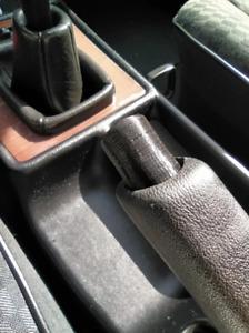 Mercedes Benz 190E/W201 Handbrake Button Replacement Part Repair DIY Spares