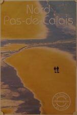 Affiche Tourisme France NORD PAS DE CALAIS
