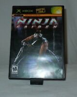 Microsoft Xbox: Ninja Gaiden 2004 (Pre-owned, Game Disk only) FREE Shipping