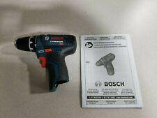 "NEW BOSCH PS31 12 Volt 2 Speed Cordless Li-Ion 3/8"" Drill Driver (bare tool)"