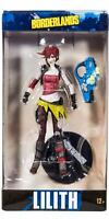 New: McFarlane Toys Borderlands - LILITH - Action Figure