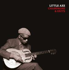 LITTLE AXE - CHAMPAGNE & GRITS (REMASTERED)/LIMITED/NUMMERIERT  VINYL LP NEU