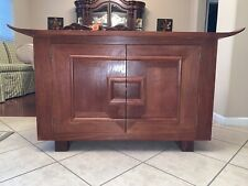 Antique Large Chinese Altar Table Chest Buffet Bar Cabinet Server Sideboard