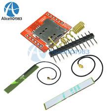 Smallest SIM800L GPRS GSM Module Card Board Quad-band Onboard + Antenna