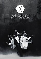New EXO FROM. EXOPLANET#1 THE LOST PLANET IN JAPAN DVD AVBK-79261 4988064792610