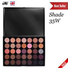 NEW Brand MORPHE Spazzole 35 W Eyeshadow Palette 35 COLORI NATURA Glow NUOVO UK 2017