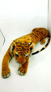"Melissa and Doug Jumbo Bengal Tiger #2103 Extra Large 67"" Plush"