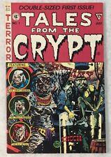 Tales From The Crypt No 1 EC Horror Comics 1990 Reprint Jack Davis, Frazetta