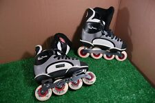 GEAR Big Daddy size 7.5 USA/ 40 FR  mens inline hockey skates VGC    V#197