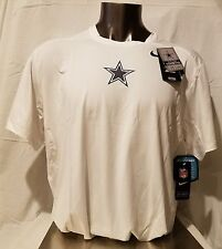 Dallas Cowboys Locker Room/Team Issued OnField HyperCool Dri-Fit (XXL) T-Shirt