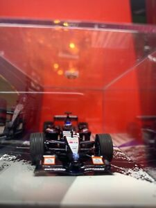 Fernando Alonso Minardi PS01 #21 Australian Gp Formula 1 2001 1:43 Minichamps
