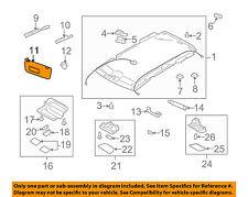 SUBARU OEM 09-13 Forester Sunvisor-Sun Visor Left 92011SC033LO