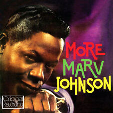 MARV JOHNSON ~ MORE MARV JOHNSON  NEW AND SEALED CD * ORIGINAL RECORDING *