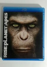 Rise of the Planet of the Apes (Blu-ray/Dvd 2 Disc, 2014) James Franco Look!