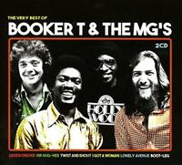 Booker T. And The MG's - The Very Best Of Booker T & The MGs (NEW 2CD)