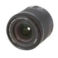 Canon EF-S 18-55mm f/4-5.6 IS STM Lens for APS-C Sensor DSLRS {58} EX