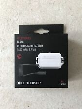Ledlenser Li-Ion Rechargeable Battery 1400 mAh 3,7 Volt  500936