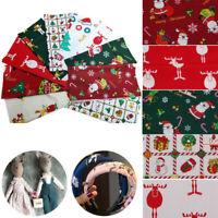 Stoffpakete Baumwollstoffe Patchwork Stoffreste Weihnachten Basteln Stoffe